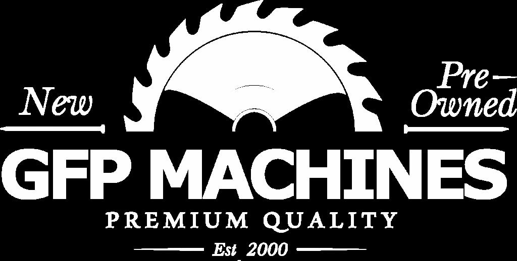 gfp machines logo