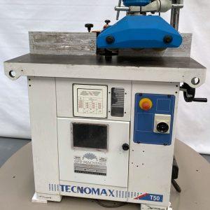 SCM Tecnomax T50 Spindle Moulder