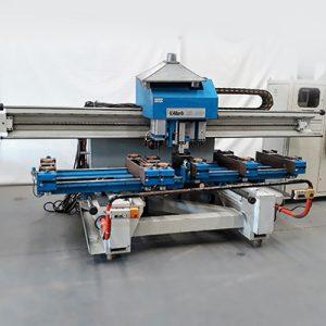 V Alberti Edit 3000 CNC Woodworking