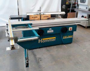 HAMMER TREND C3-41L COMBINATION MACHINE