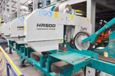 HR500 Resaw