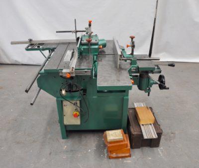 ROBLAND K250 COMBINATION MACHINE